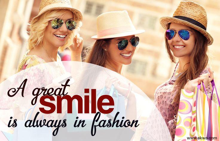 So keep smiling! :) http://www.starbritedentaldublin.com/ #dentistdublinca