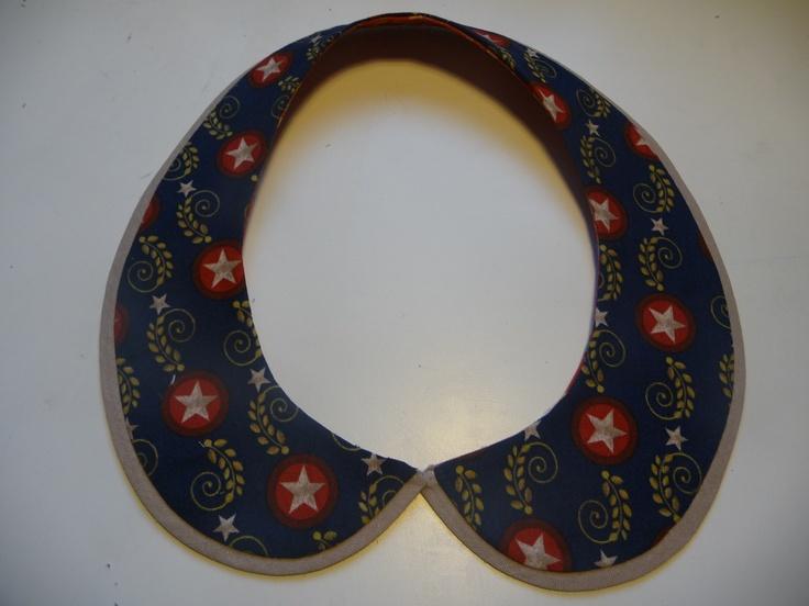 detachable peter pan collar