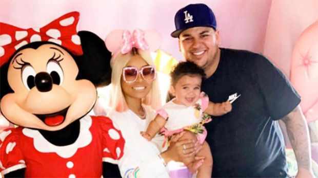 Blac Chyna & Rob Kardashian Reportedly Fought Like Crazy During Disney Reunion https://tmbw.news/blac-chyna-rob-kardashian-reportedly-fought-like-crazy-during-disney-reunion  Rob Kardashian and Blac Chyna had huge smiles on their faces in photos from their Father's Day trip to Disneyland, but things didn't exactly go as well as they made it seem, according to a new report.There's never a lack of drama when it comes to Blac Chyna, 29, and Rob Kardashian, 30, and even when they're seemingly at…
