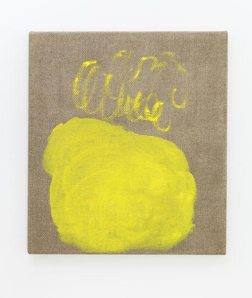 Eleanor Louise Butt. after-image. 2016. Oil on Belgian linen.