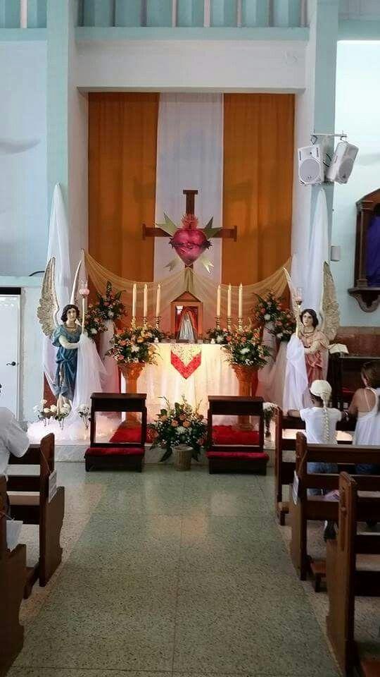 Monumento Jueves Santo -2015 Parroquia Santa Teresita Ponce, Puerto Rico