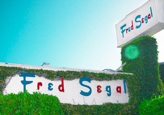 Store Locations  | FREDSEGAL.COM