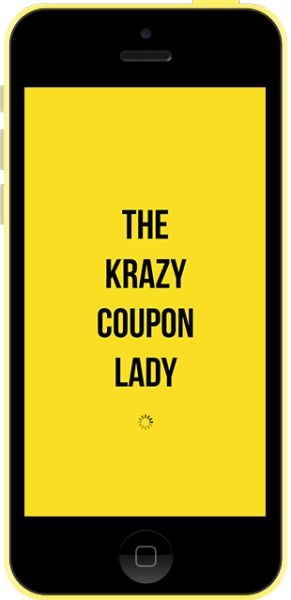 The Krazy Coupon Lady App