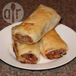 Mum's Easy Sausage Rolls @ allrecipes.com.au
