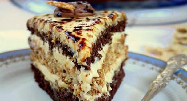 Торт «Халва»