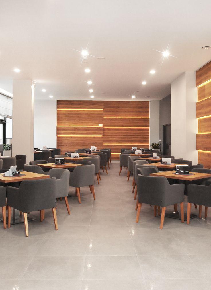 Cafe and lounge bar in Hotel *** Vestina, Międzyzdroje