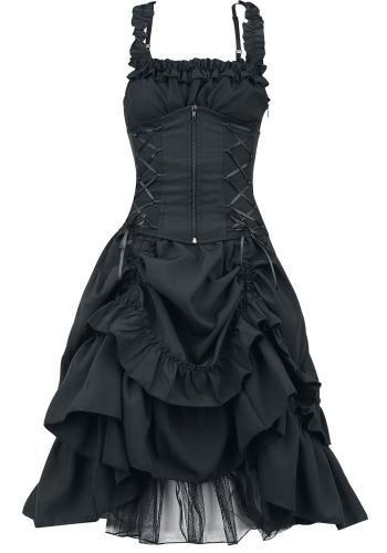 Soul Dress - Vestidos de longitud media por Poizen Industries