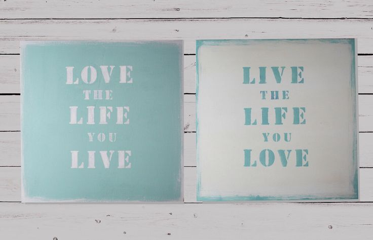 Set quadri Live the life you love, stile marino, decorazioni casa, targhe decorative, citazioni. di WhiteAndDecor su Etsy https://www.etsy.com/it/listing/266531787/set-quadri-live-the-life-you-love-stile