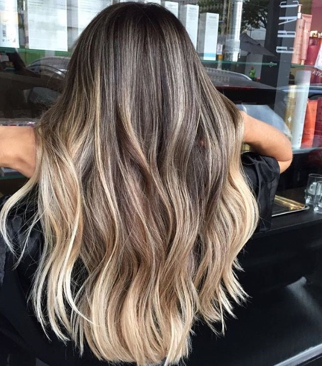 15 Inspirations Of Long Blonde Hair Colors: 25+ Best Ideas About Full Head Highlights On Pinterest