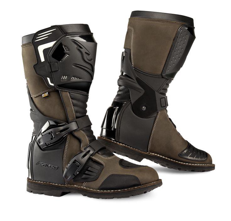Falco Motorcycle boots Avantour Boots