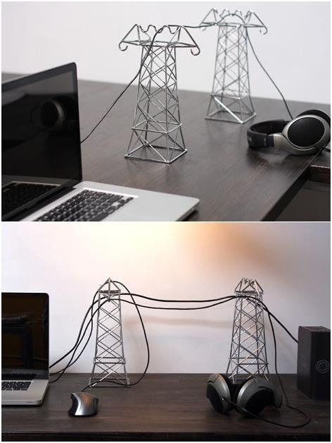 smthg for your cables