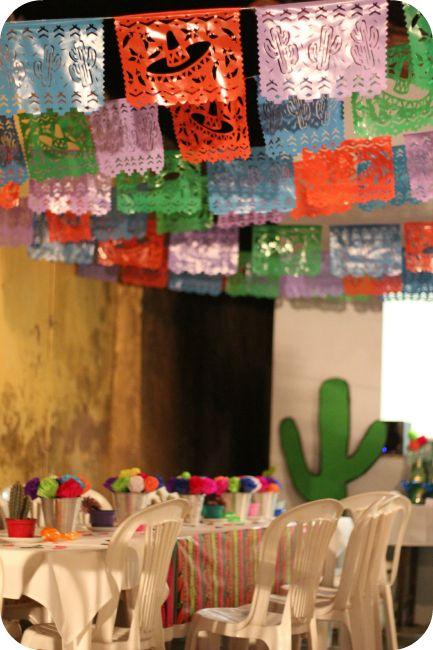 Dona das Coisinhas: Festa Mexicana