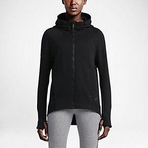 Женская худи Nike Tech Fleece Full-Zip