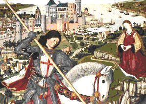 La historia del San Jorge