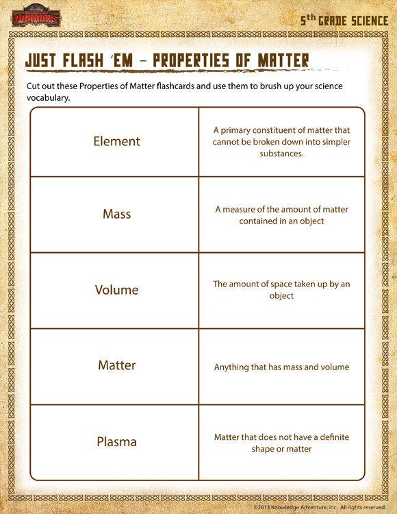 Science Matter Worksheets : Best matter worksheets ideas on pinterest free