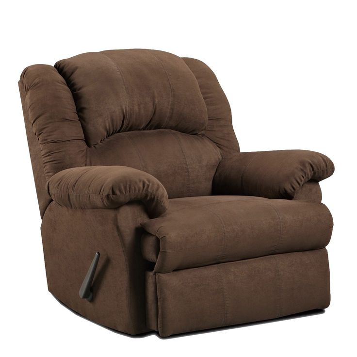 Aruba Microfiber Dual Rocker Recliner Chair Chocolate (Recliner Chocolate) Brown  sc 1 st  Pinterest & Best 25+ Rocker recliner chair ideas on Pinterest | Oversized ... islam-shia.org