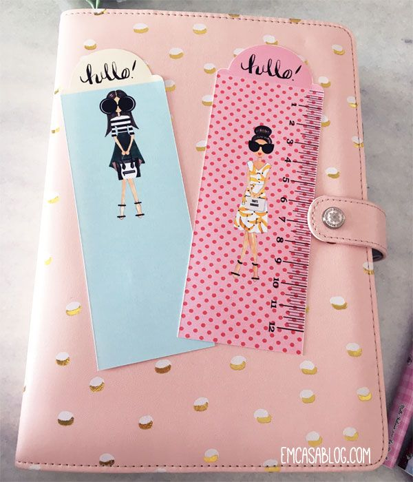 Em casa blog free printable bookmarks planners bullet for Planner casa gratis