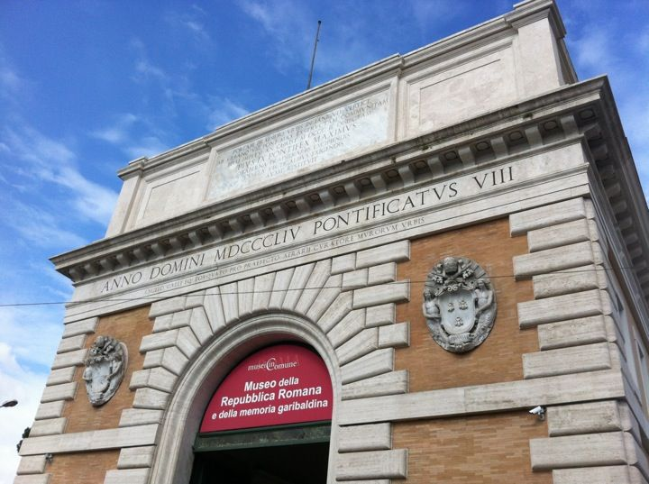Museo della Repubblica Romana e della memoria garibaldina nel Roma, Lazio
