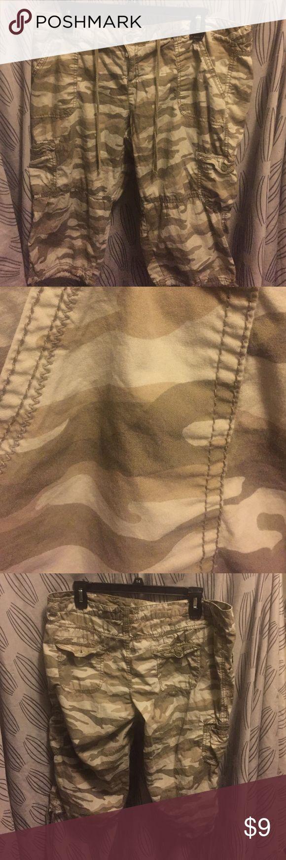 Capri military shorts Military shorts Op Pants Capris