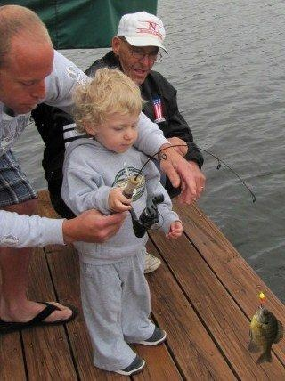 Fishing in Vilas County #Wisconsin is a great activity for all ages.: Wisconsin Fish, Destinations Vila, Vila County, Wisconsin Activities, Fish Destinations, County Wisconsin, Muski Fish, County Boast, Fish Packaging
