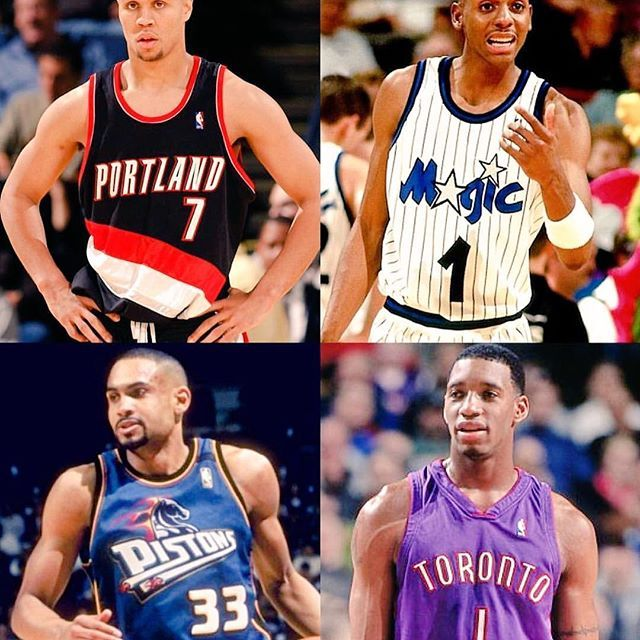 Who would have had the best NBA career without injury - Brandon Roy, Penny Hardaway, Grant Hill, or Tracy McGrady?  Via @vintagesports_