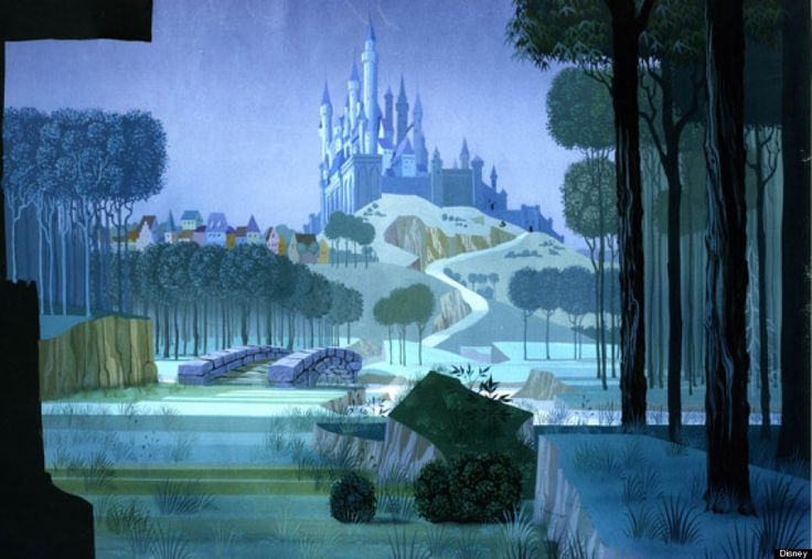 """The Disney movie """"Sleeping Beauty"""" is from Neuschwanstein Castle in Schwangan, Germany and now known for Sleeping Beauty's Castle"""