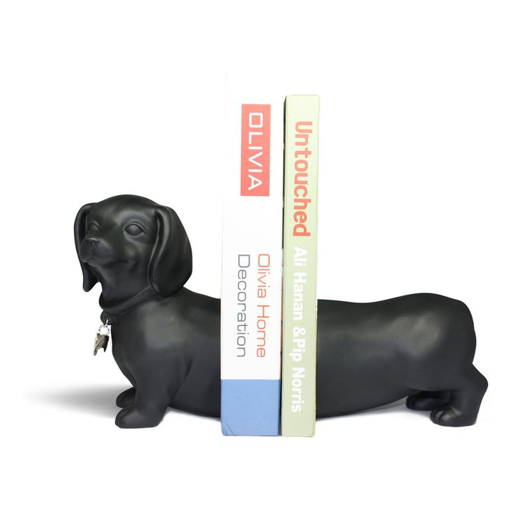 Dachshund Dog Bookend (Set of 2)