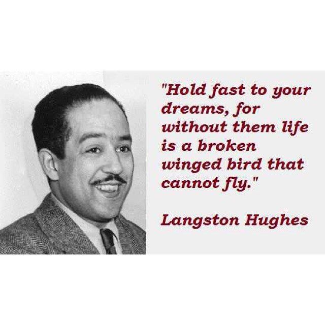 biography of the american poet james langston hughes Browse through langston hughes's poems and quotes 104 poems of  hughes was an american poet, social activist, novelist, playwright, and  biography ancestry and.