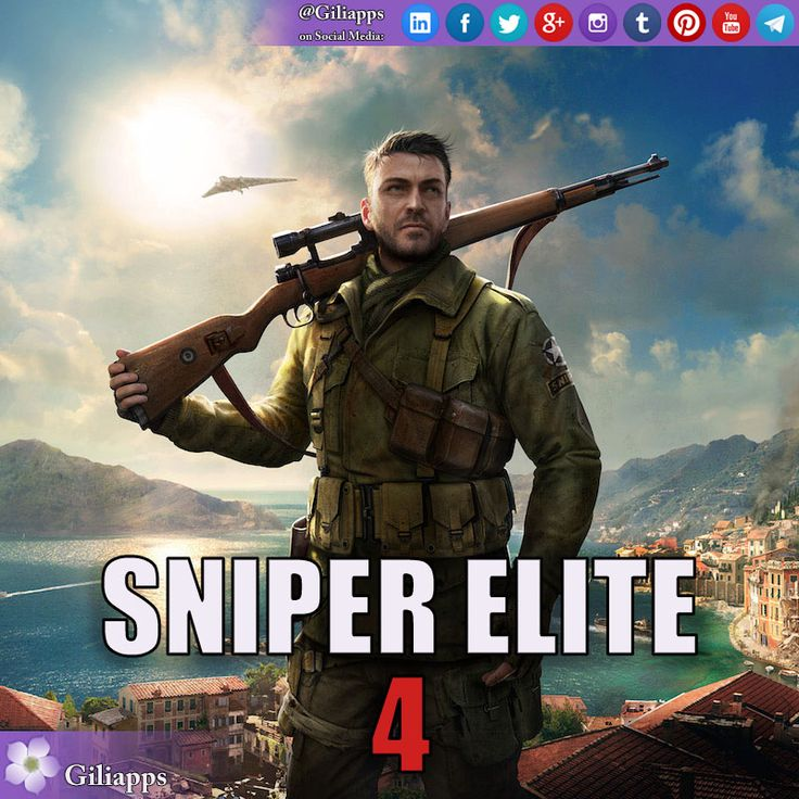 Sniper Elite 4 is an third-person tactical shooter stealth video game  developed by Rebellion Developments. As the direct sequel to Sniper Elite  III, the game was released for Microsoft Windows, PlayStation 4 and Xbox  One. The game was released on 14 February 2017.
