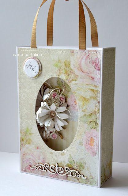 Cartolina Carte Свадебные пастель: