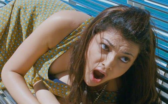 Kajal Agarwal Sizzling Hot Gifs and Pictures   Hot Bollywood Gifs