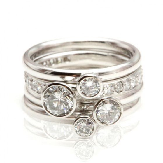 Stacking Diamond Rings - Google Search #divorce