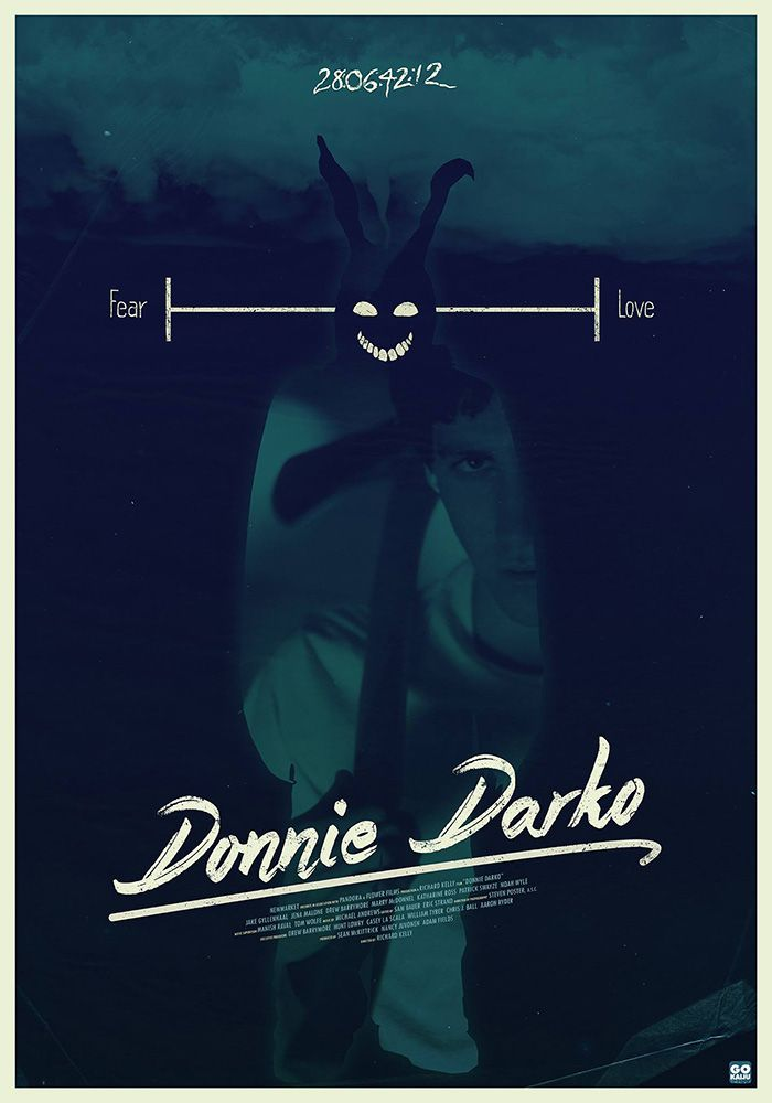 Donnie Darko by Gregory Sacre