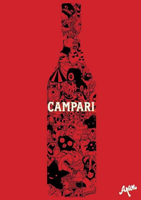 Campari 2 by A P E N    #CampariAds