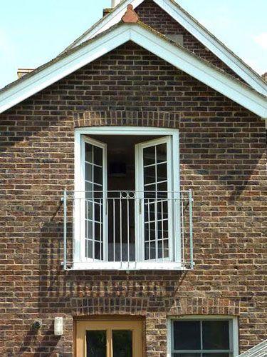 how to break into a house door