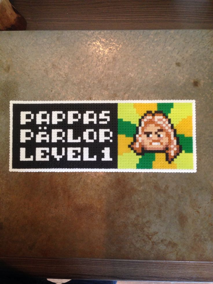 Pappasparlor level 1