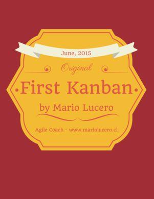 Read First #Kanban https://leanpub.com/firstkanban?utm_content=buffera9002&utm_medium=social&utm_source=pinterest.com&utm_campaign=buffer via Leanpub