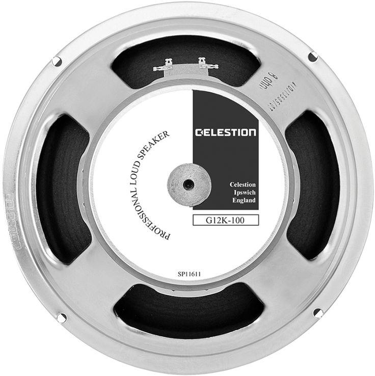 Speaker Celestion 12 G12k 100 100w 8w Speaker Guitar Ohms