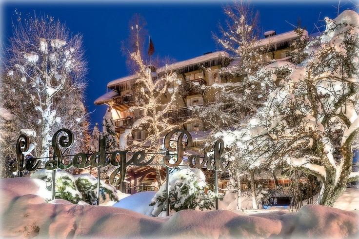 Le Lodge Park, Megève (photo by T. Shu) http://en.lodgepark.com/ https://www.facebook.com/TristanShuPhotography?fref=ts