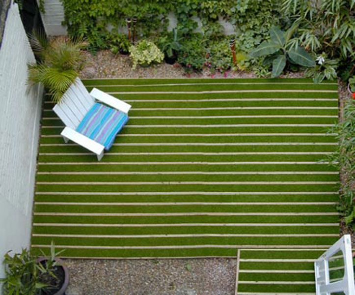 10 best artificial grass wood deck images on pinterest for Garden decking and grass