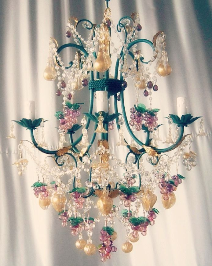 25 best fruit chandeliers images on pinterest chandelier lighting we love this fruit chandelier from murano 180238 for more information visit aloadofball Choice Image
