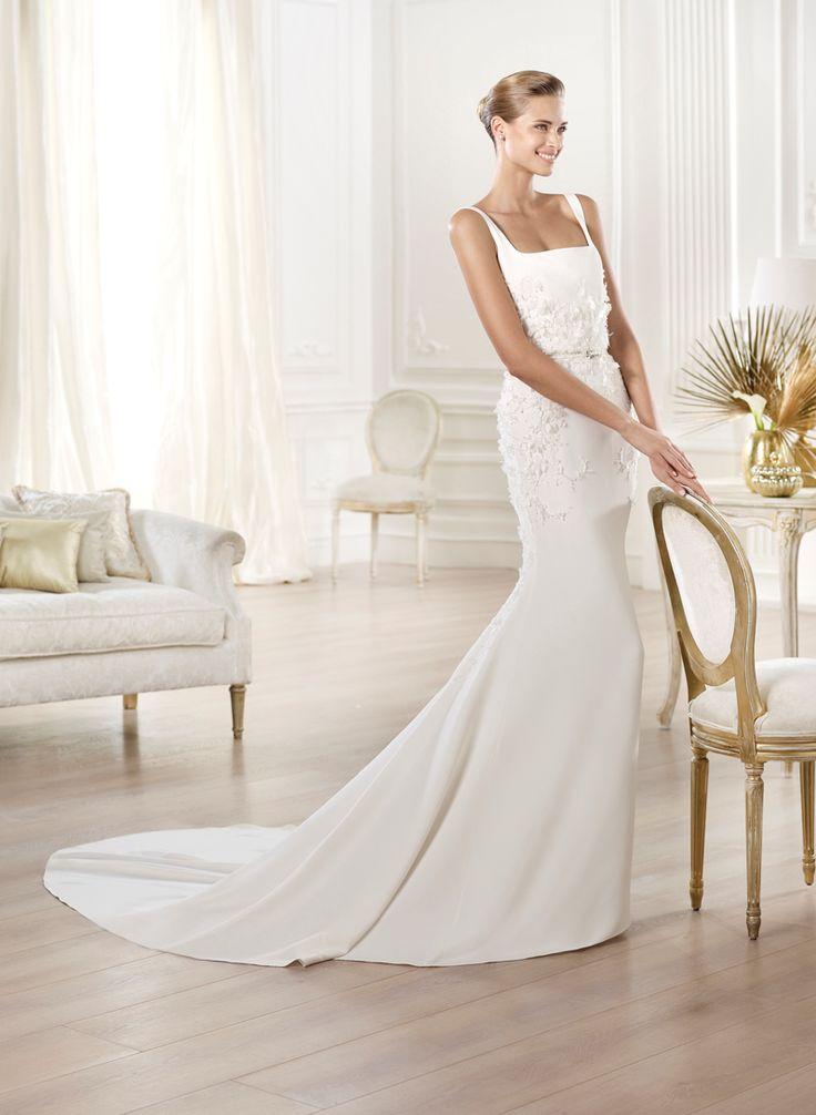 17 best images about elie saab pronovias on pinterest for Elie saab wedding dress for sale