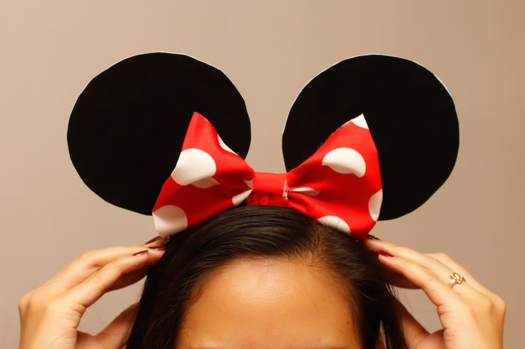 How to Make Minnie Mouse Ears -- via wikiHow.com