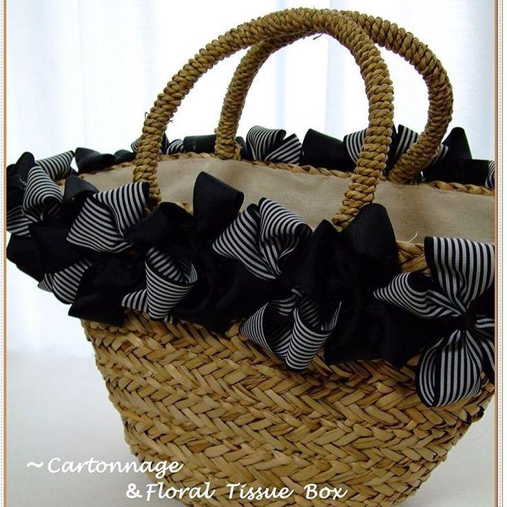 春になったら準備しよう!今年のかごバッグのリメイクアイディア6選♪ | CRASIA(クラシア)