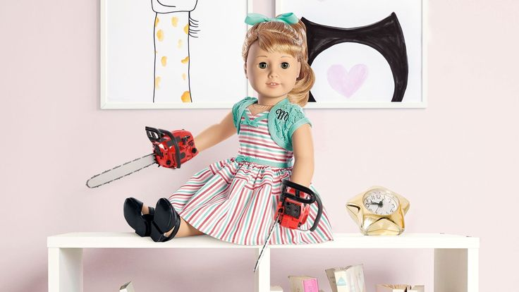 "EL SEGUNDO, CA—After receiving hundreds of injury reports from parents across the nation, American Girl announced Thursday that it has decided to recall 50,000 dolls with chainsaws for hands. ""Due to a factory error at our plants, thousands of our signature 'Maryellen' dolls were accidentally sent out with small chainsaws where her hands should be, so we'd like to ask anyone who purchased one—batch number A6123—to immediately take them away from their children and file a claim on our website…"