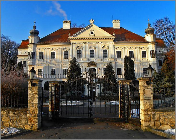 Teleki-Dégenfeld-kastély, Szirák