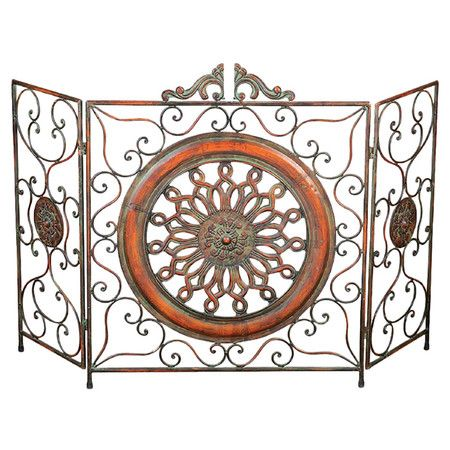 17 best images about wrought iron medallions wall decor on pinterest wall accents metal. Black Bedroom Furniture Sets. Home Design Ideas