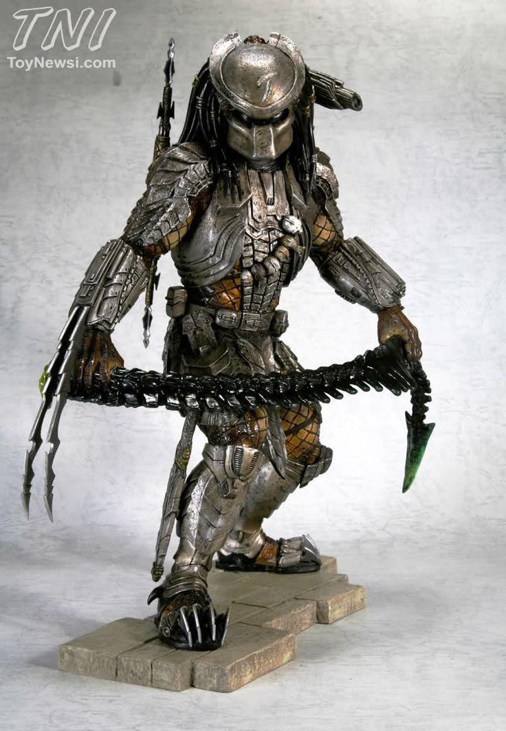 Predator Statue | Re: Kotobukiya AVP Alien vs Predator ...