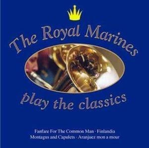 Royal Marines Brass Bands - Plays The Classics