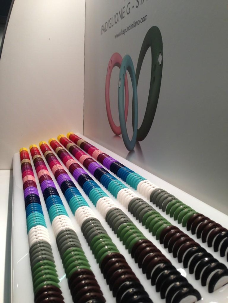 If you're making a 3 stack which colours would you choose?  A beautiful #DuePunti rainbow image by DUE PUNTI @DUEPUNTI1